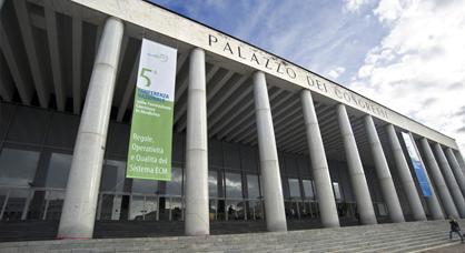 Forumecm 6 conferenza nazionale sulla formazione - Architetto palazzo congressi roma ...